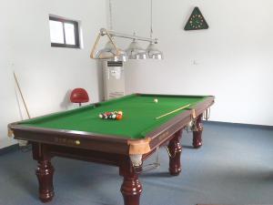 休闲室-台球厅